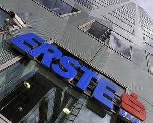 Erste Group a inregistrat un profit net de 1 miliard de euro in 2010