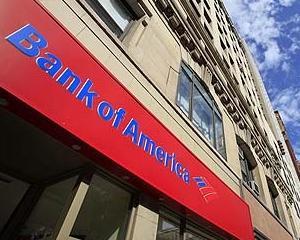 Bank of America a anuntat pierderi de 8,8 miliarde de dolari