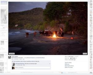 Facebook face imaginile mai mari si mai rapide