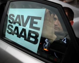 Chinezii vor prelua 30% din Saab