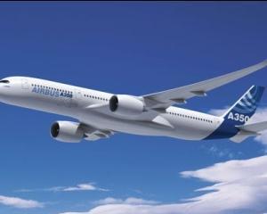 Airbus a inceput productia avionului A350