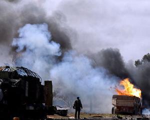 Emiratele Arabe Unite vor trimite 12 avioane la operatiunile din Libia