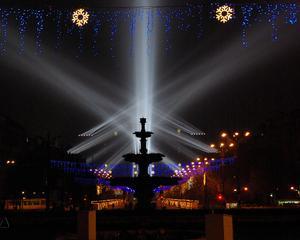 De Sarbatori, Bucurestiul se imbraca in becuri ecologice si holograme
