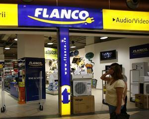 Flanco: Piata de electronice si electrocasnice ar putea creste cu 10% in 2011, la 1,1 miliarde de euro