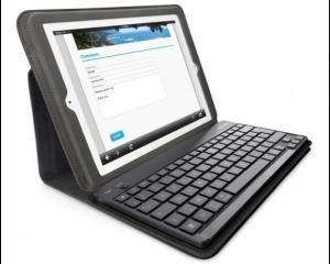 Belkin a lansat Keyboard Folio, o tastatura pentru iPad 2