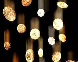 Prognoza meteo: ploua... cu bani