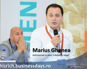 Antreprenori vs Investitori cu Robert Hisrich: Interviu cu Marius Ghenea, antreprenor in serie si investitor