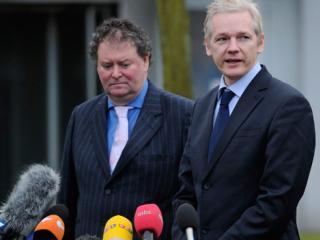 Avocatii fondatorului WikiLeaks: Assange ar putea sfarsi la Guantanamo daca este extradat in Suedia