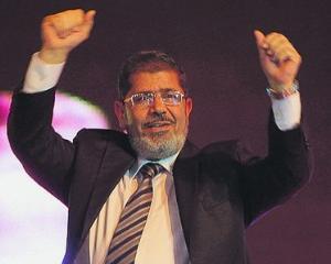 """Mohamed Morsi, candidatul """"Fratiei Musulmane"""", este noul presedinte al Egiptului"""