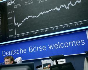 Deutsche Boerse plus NYSE Euronext egal