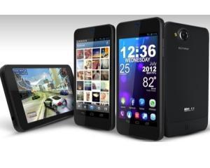 BLU VIVO 4.65 HD, un smartphone pentru ianuarie 2013, la un pret de 225 euro