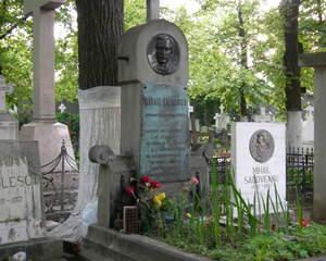 Candidatii la titularizare ara Cimitirul Bellu!