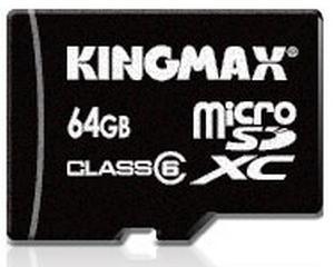 Kingmax a lansat cardul microSD cu cea mai mare capacitate: 64 GB