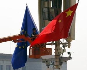 Cresc tensiunile comerciale intre UE si China