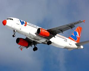 Wind Jet si-a incetat zborurile