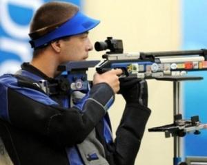 Prima medalie de aur a Romaniei, la Londra 2012: Alin Moldoveanu, la tir