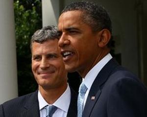 Obama l-a nominalizat pe Alan Krueger pentru pozitia de economist-sef