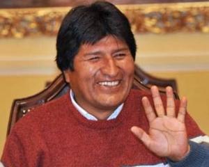 Guvernul bolivian a nationalizat o companie spaniola de utilitati