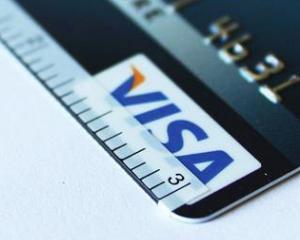 Numarul de carduri Visa a crescut la 6,85 milioane