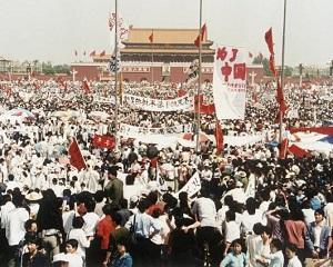 4 iunie 1989: are loc masacrul din Piata Tienanmen