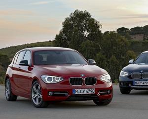 Seria 1 a BMW a primit toate stelele posibile la testele EuroNCAP