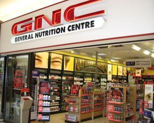 Retailerul american de produse nutritive GNC si-a deschis primul magazin in Romania
