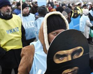 Cum au ajuns romanii sa protesteze in Budapesta