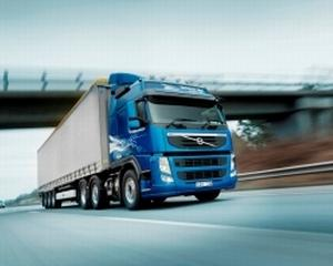 Volvo FM MethanDiesel: Eficienta cu 30 - 40% mai mare