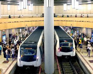 Metrorex a castigat meciul cu Alstom: Intretinerea trenurilor va fi mai ieftina cu 30%
