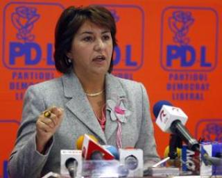 Sulfina Barbu, PDL: Votul secret trebuie eliminat