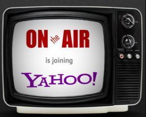 OnTheAir a intrat in portofoliul Yahoo!