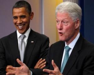 Bill Clinton ar trebui numit secretar pentru explicarea lucrurilor