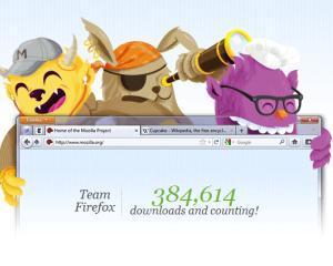Firefox 4 a fost lansat oficial: 400.000 de copii descarcate in cateva ore