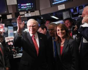 Berkshire Hathaway, profit in crestere cu 72%