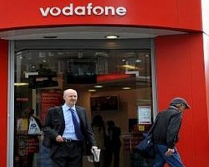 Rezultate financiare Vodafone Romania in T1: Veniturile din servicii au scazut cu 6,3%, venit mediu pe utilizator mai mic cu 2%