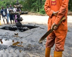 Shell vinde cu 600 milioane dolari patru zacaminte de petrol din Nigeria