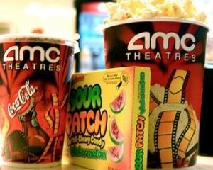 Un american a dat in judecata cinematograful AMC, din cauza preturilor prea mari la suc si floricele
