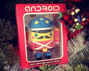 3,7 milioane de dispozitive Android au fost activate in weekendul Craciunului