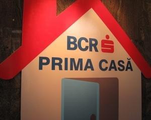 Prima Casa, primul miliard de euro acordat de BCR
