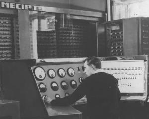 MECIPT-1, primul calculator romanesc din mediul universitar, implineste 50 de ani