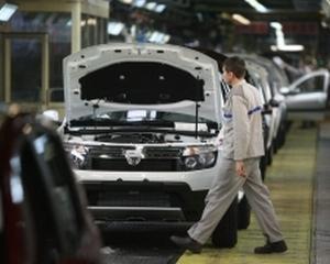 Industria auto romaneasca va depasi 9 miliarde de euro
