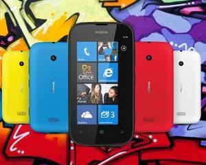 Nokia a lansat cel mai accesibil smartphone Lumia, modelul 510