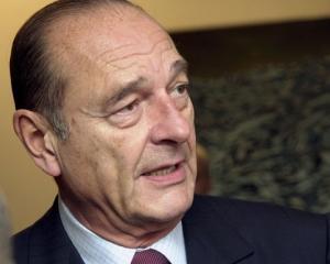 Jacques Chirac a ajuns la tribunal