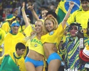 FIFA World Cup 2014 va contribui cu 70 miliarde de dolari la economia Braziliei
