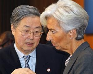 China o sustine pe frantuzoaica Christine Lagarde la sefia FMI