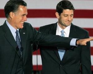 Romney gafeaza din nou: Paul Ryan este viitorul presedinte al Statelor