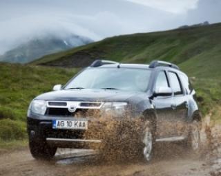 Dacia Duster, Masina Anului in Croatia