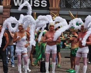 Protest impotriva testelor de homosexualitate