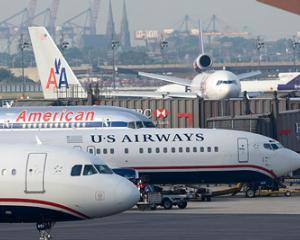 American Airlines si US Airways ar putea fuziona
