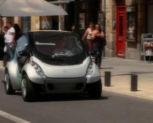 Pentru 12.700 de euro, gasirea unui loc de parcare nu va mai fi o problema